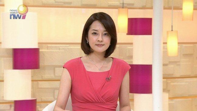 ニュース7の鈴木奈穂子アナがかわいい!経歴や妊 …